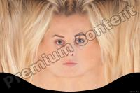 White woman premade head texture 0002