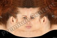 White woman premade head texture 0003
