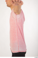 Colin clothing pink t shirt upper body 0003.jpg