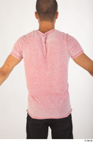 Colin clothing pink t shirt upper body 0005.jpg