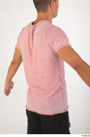Colin clothing pink t shirt upper body 0006.jpg
