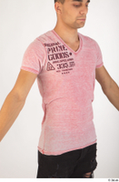 Colin clothing pink t shirt upper body 0008.jpg