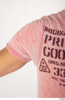 Colin clothing pink t shirt upper body 0011.jpg
