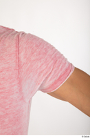 Colin clothing pink t shirt upper body 0012.jpg