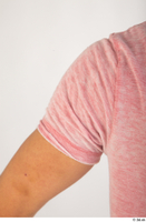 Colin clothing pink t shirt upper body 0013.jpg