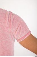 Colin clothing pink t shirt upper body 0014.jpg
