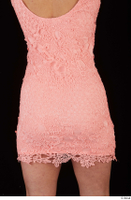 Chrissy Fox dress pink dress trunk upper body 0005.jpg