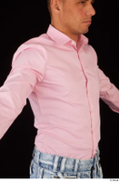 George Lee pink shirt standing upper body 0010.jpg