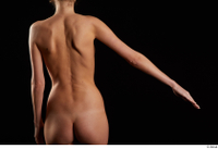 Shenika  1 arm backview flexing nude 0002.jpg