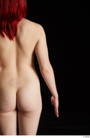 Vanessa Shelby  1 arm back view flexing nude 0001.jpg
