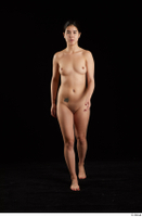 Lady Dee  1 front view nude walking whole body 0002.jpg
