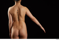 Lady Dee  1 arm back view flexing nude 0002.jpg