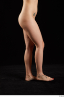 Lady Dee  1 flexing leg nude side view 0002.jpg